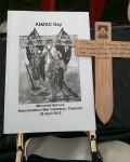 Kanchanaburi War Cemetery ANZAC Day 2015
