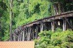 Wampo Viaduct Kanchanaburi Central Thailand