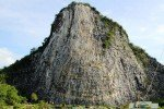 Another closer look at Buddha Mountain Pattaya Thailand