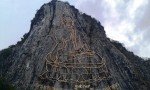 Another closer look at Buddha Mountain Pattaya Thailand