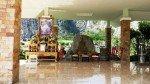 A view of the shrine at Buddha Mountain Pattaya Thailand