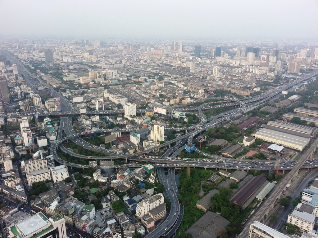 Image showing a day view from Baiyoke Tower