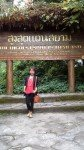 Doi Inthanon Highest Point in Thailand sign