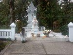 Shrine at the top of Doi Inthanon