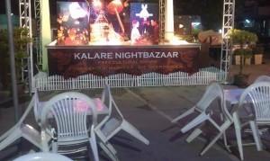 Kalare Night Bazaar Free Cabaret show
