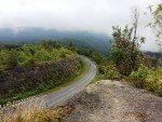 On the road to Doi Inthanon