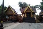 View of the Phetchabun City pillar Shrine