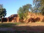 An old temple ruin at Si Thep Historical Park. Phetchabun Northern Thailand