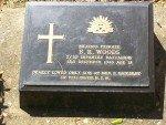 Kanchanaburi War Cemetery Headstone aged 18 yrs