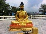 Big Buddha Pattaya - Starving Buddha statue