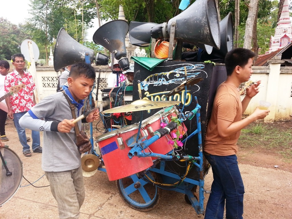 Thai Mobile Music Machine