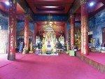 The shrine inside the old Wat Tub Berk