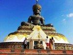 Our first visit to Phetchabura Buddha Park December 2013